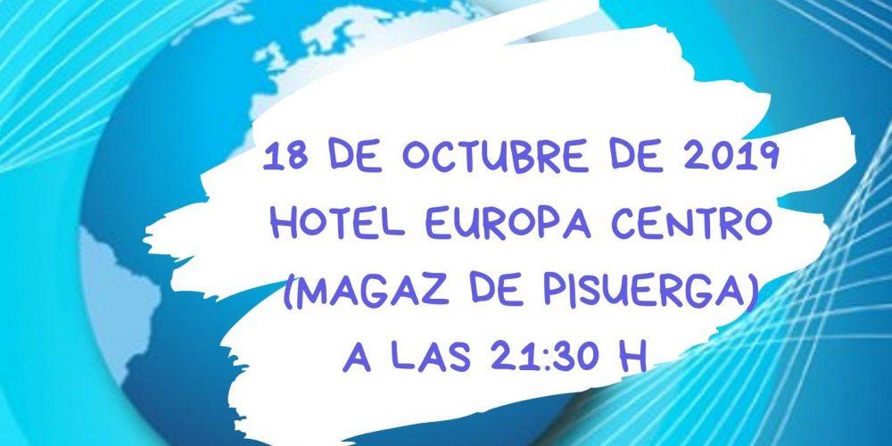 IV Cena Solidaria – Asociación Mundo Azul Palencia